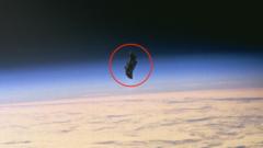 地球外生命体による13,000年前の太古の人工衛星?ブラックナイト・サテライトとは